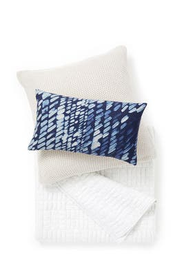 Full/Queen Cotton Cloud Jersey Bundle by West Elm