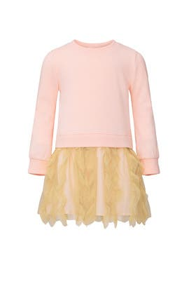 Kids Penny Franco Dress by Crewcuts by J.Crew