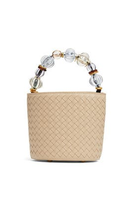 Tan Florent Bag by Lizzie Fortunato