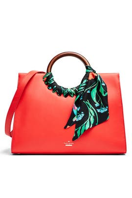 Red Ridgefield Street Katarina Bag by kate spade new york accessories
