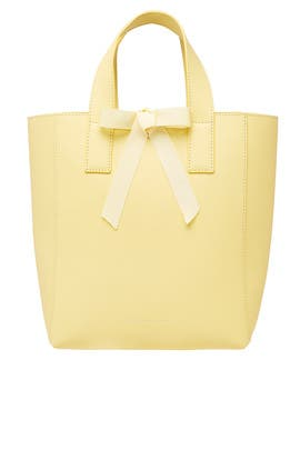 Limoncello Ribbon Shopper Tote by Loeffler Randall