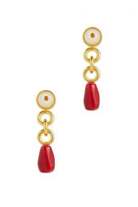 Eden Earrings by Lizzie Fortunato