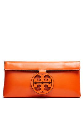 47ef8dc68940 Orange Miller Clutch by Tory Burch Accessories for  35
