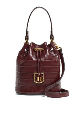 Ribes Corona Mini Bucket Bag by Furla