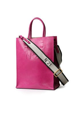 Mini Logo Shopper by No. 21 Handbags