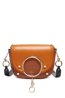 Luminous Ochre Crossbody Bag by See by Chloe Accessories