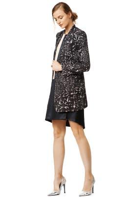 Strata Suit Jacket by Helmut Lang