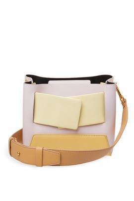 Pink Dinky Bag by Yuzefi