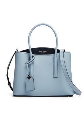 Blue Margaux Medium Satchel by kate spade new york accessories