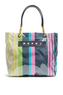 Pink Candy Shopping Bag by Marni Accessories
