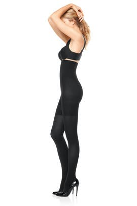 fbe5925f9 Black High Waisted Tight End Tights by Spanx for  38