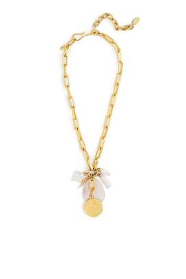 Bellagio Necklace by Lizzie Fortunato