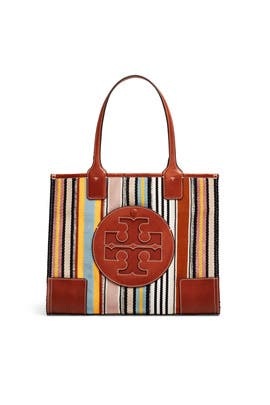 Webbing Patchwork Ella Tote by Tory Burch Accessories
