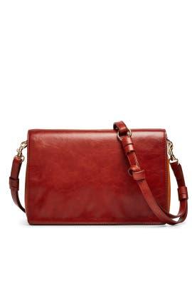 Tres Bonne Soiree Messenger Bag by Diane von Furstenberg Handbags