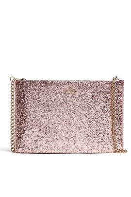Rose Glitterbug Bag by kate spade new york accessories