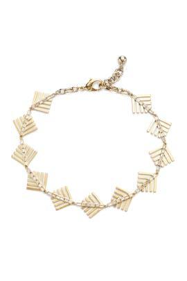 Cascadia Pine Riviera Necklace by Lulu Frost