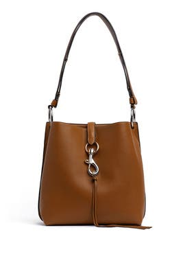 Nutmeg Megan Shoulder Bag by Rebecca Minkoff Accessories