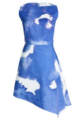 Ink Dress by Osman