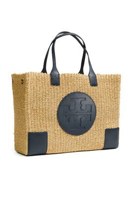 Ella Straw Tote by Tory Burch Accessories