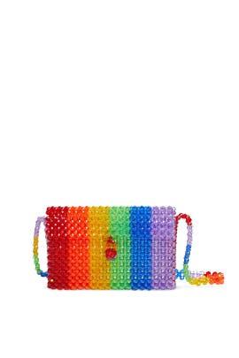 Multi Rainbow Crossbody by Susan Alexandra