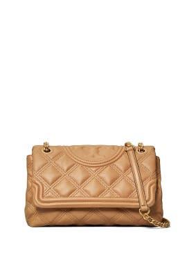 Tiramisu Fleming Soft Convertible Shoulder Bag by Tory Burch Accessories