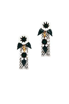 Zorion Earrings by Elizabeth Cole