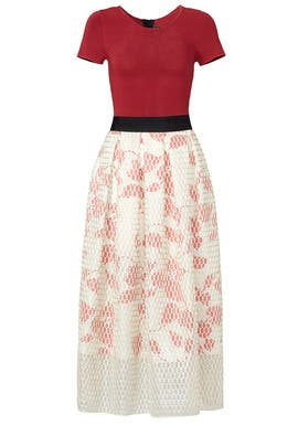 Geisha Dress by Sachin & Babi