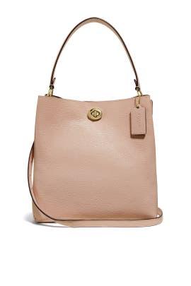 Neutral Charlie Bucket Bag by Coach Handbags