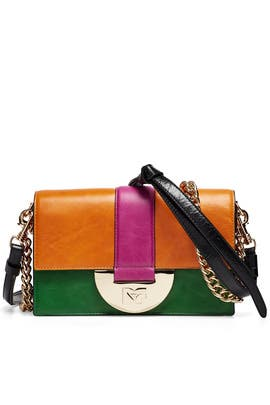 Bonne Journee Halfmoon Bag by Diane von Furstenberg Handbags