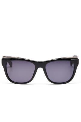 Black Shine Sunglasses by Gucci