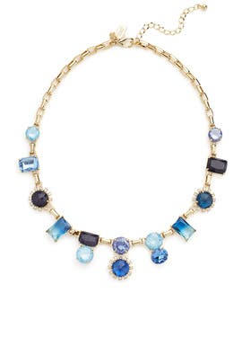 Blue Color Crush Necklace by kate spade new york accessories