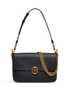 Black Chelsea Bag by Tory Burch Accessories