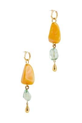 Waterfall Earrings by Lizzie Fortunato
