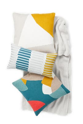 Stacked Lines Pillow Bundle by West Elm