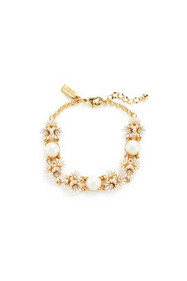 553e3a61c644c White Daisy Bracelet by kate spade new york accessories for  12 ...
