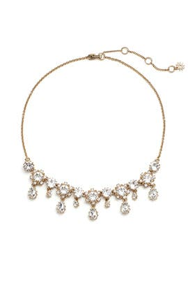 Crystal Real Deal Necklace by Marchesa Jewelry