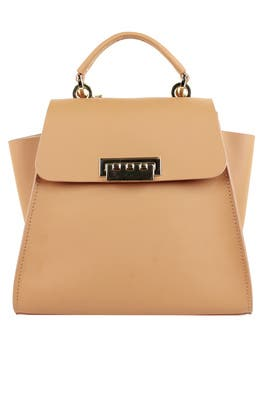 Apricot Eartha Iconic Convertible Handbag by ZAC Zac Posen Handbags