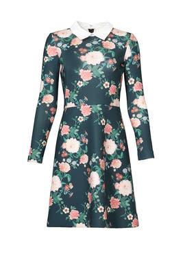 Floral Mila Dress by ERIN erin fetherston