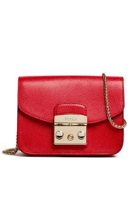 Ruby Metropolis Mini Bag by Furla