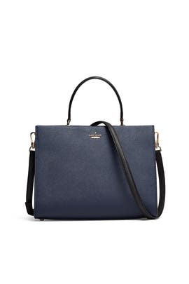 Navy Sara Satchel by kate spade new york accessories