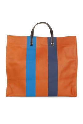 British Tan Simple Tote by Clare V.