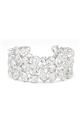 Boathouse Crystal Cuff by kate spade new york accessories