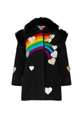 Kids Queen of Hearts Coat by Little Goodall