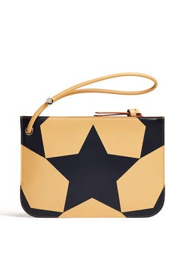 Star Chimariko Pouch by Nina Ricci Accessories
