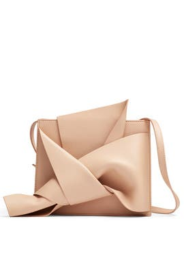 Natural Shoulder Bow Bag by No. 21 Handbags