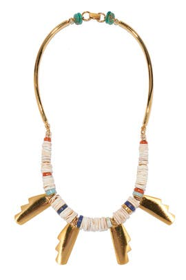 Lost City Necklace by Lizzie Fortunato
