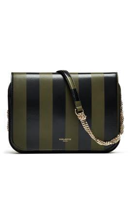 Striped Crossbody Bag by Nina Ricci Accessories