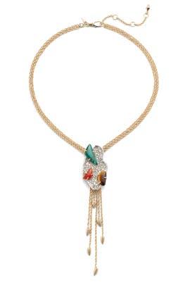 Roxbury Cluster Necklace by Alexis Bittar