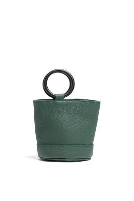 Black Forest Bonsai Bucket Bag by Simon Miller Handbags
