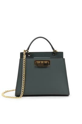 Earthette Compartment Mini Bag by ZAC Zac Posen Handbags